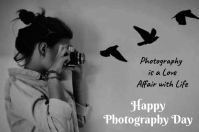 photography day 标签 template