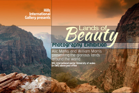 Photography Event Poster Template