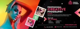 Photography Facebook Cover Photo template
