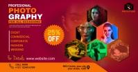 Photography Flyer Anuncio de Facebook template