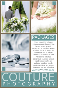 Photography Cartaz template