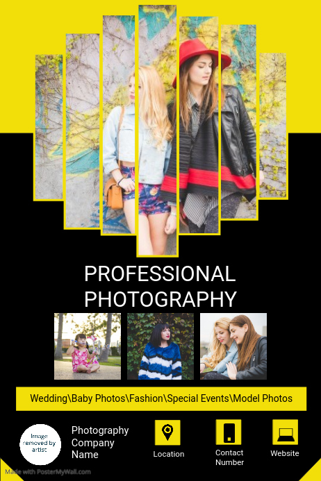 Photography Service Flyer