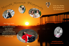 Photography Special Flyer