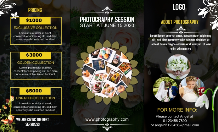 Photography US Legal Template