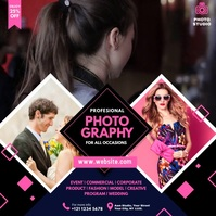 Photography Video ad Iphosti le-Instagram template