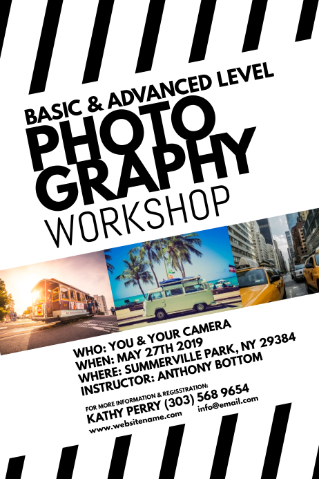 copy of photography workshop poster