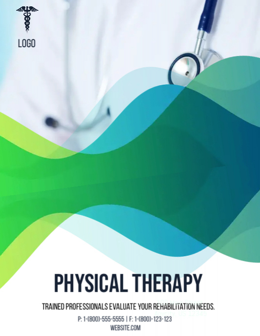 Physical Therapy Template | PosterMyWall