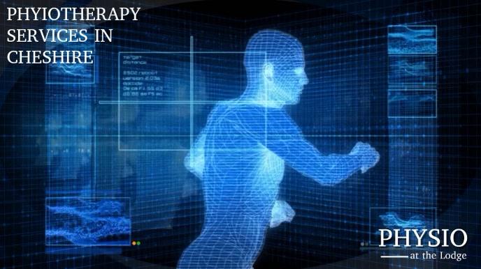 Physiotherapy Tampilan Digital (16:9) template