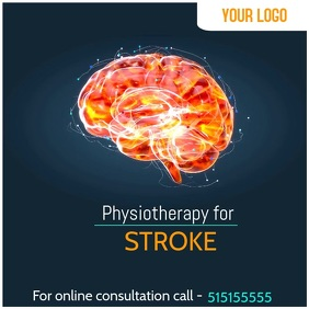 Physiotherapy - Stroke