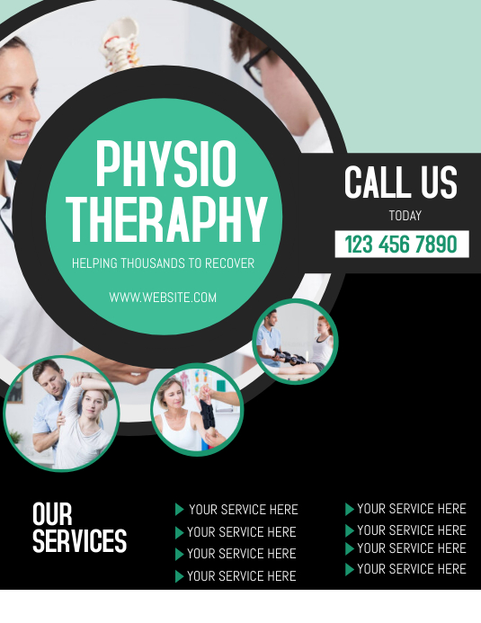 Physiotherapy Template