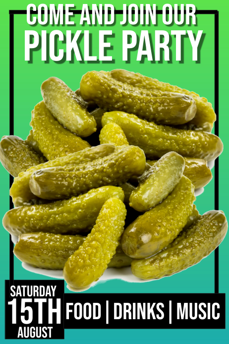 Pickle Party