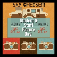 Picture Day Instagram-bericht template