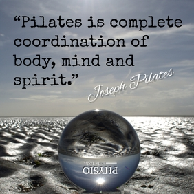 Pilates - reflection