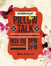 Pillow Talk Flyer