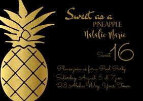 Pineapple Sweet 16