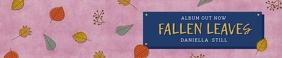 Pink Autumn Themed Album Cover Soundcloud Ban