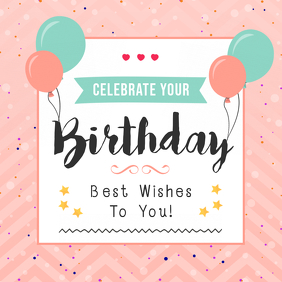 Create Free Birthday Flyers In Minutes