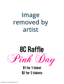 Pink Day Raffle