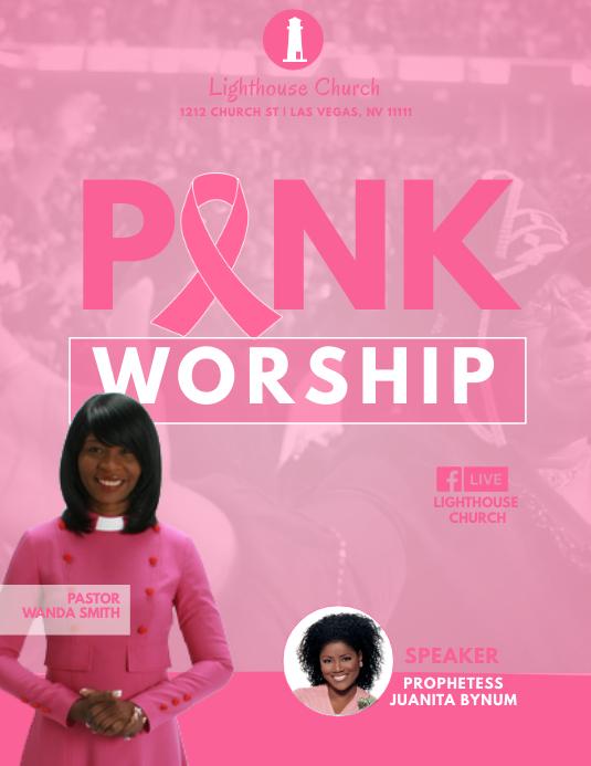 Pink Worship