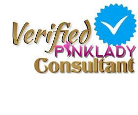Pinklady Consultant Verified Medium Reghoek template