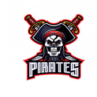 pirates logos template