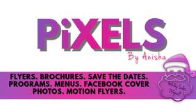 PiXels Business Card