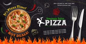 PIZZA BANNER