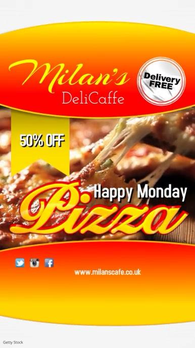 Pizza Bar Special