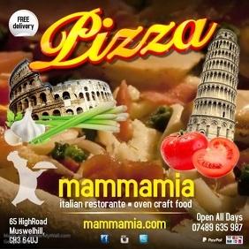Pizza Bar Video