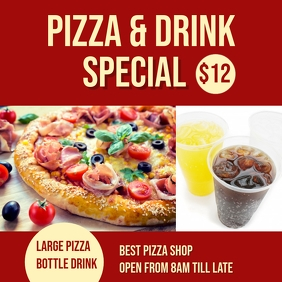 pizza combo deal