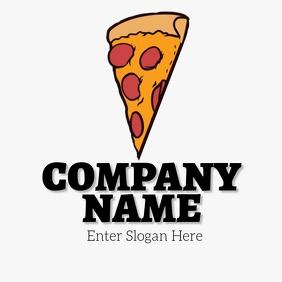 PIZZA COMPANY LOGO TJ Логотип template
