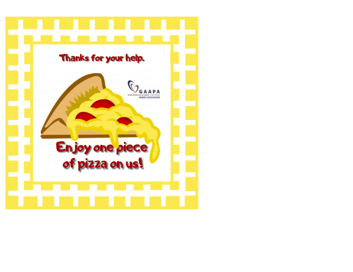 Pizza Coupon Template | PosterMyWall