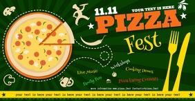 PIZZA FEST BANNER