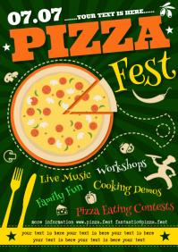PIZZA FEST POSTER