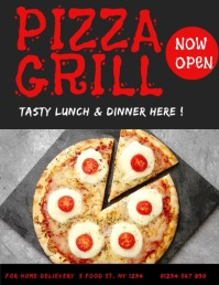 PIZZA GRILL RESTAURANT TEMPLATE