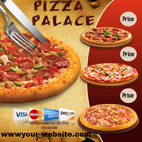 Pizza Palace Template