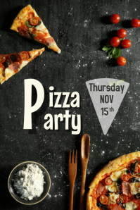 350 Customizable Design Templates For Pizza Postermywall