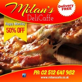 Pizza Restaurant Video Advert