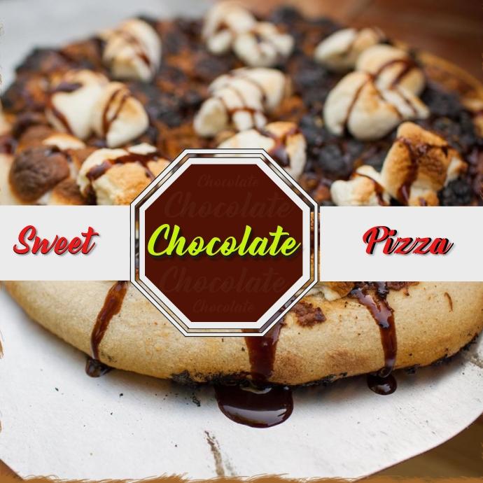 pizza sweet