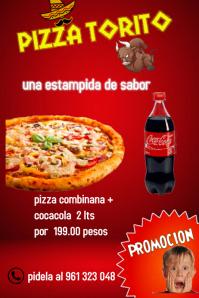 pizza torito