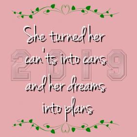 Ivy Plans Graduation