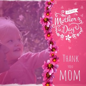 Plantilla Mother day