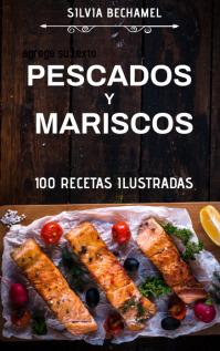plantilla para libro de cocina Kindle-cover template