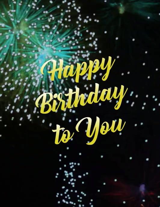 PLANTILLA PARA post de cumpleaños