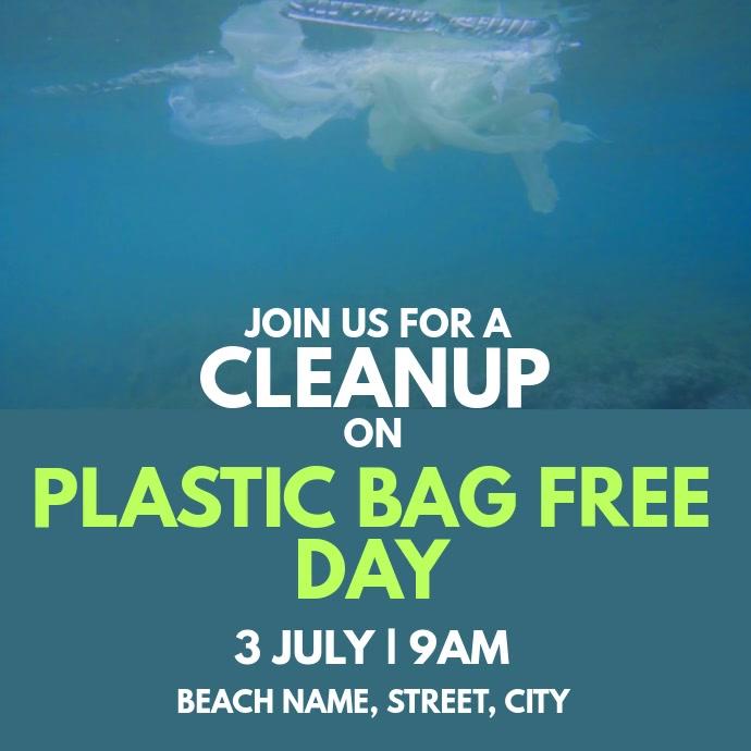 Plastic free Day