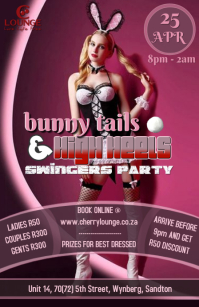 Playboy Bunny Easter Party
