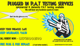 plugged in p.a.t testing services