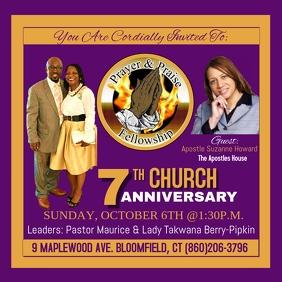 PNP 7TH CHURCH ANNIVERSARY