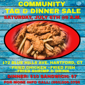PNP COMMUNITY COOKOUT