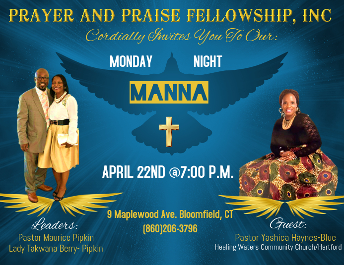 PNP Monday Night Manna